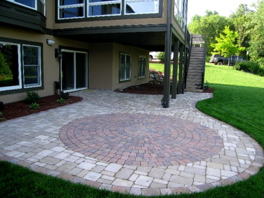 Brick Patio Ideas