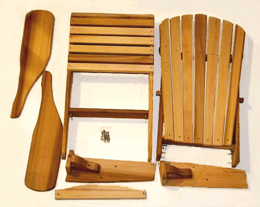 Adirondack Chair Kits About Patio Designs Contemporary