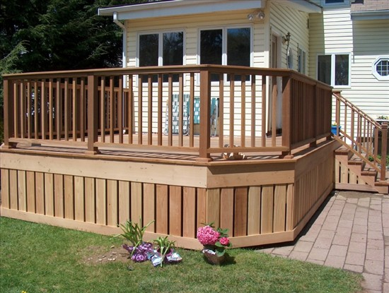 Deck Ideas About Patio Designs Contemporary Deck And Patio Ideas