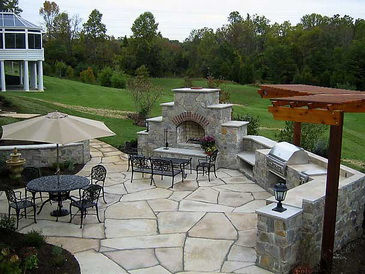 Back Yard Patio Design Ideas