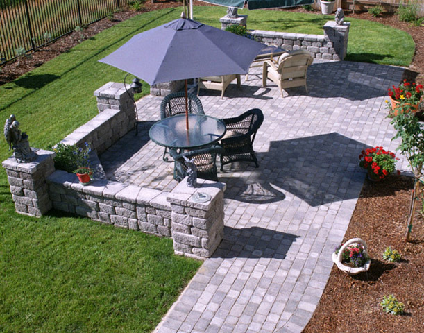 Types of Patio Material and Advantages About Patio