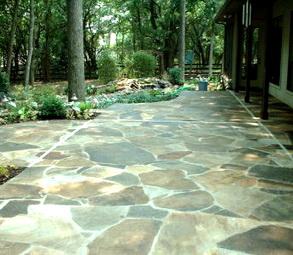 Paving Stones Patio Design Ideas, Pictures, Remodel and Decor