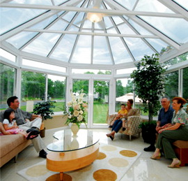 Glass Patio Roof Designs