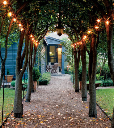 String Patio Lights